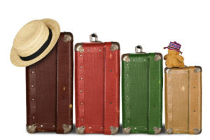 What to Do with Old Luggage?